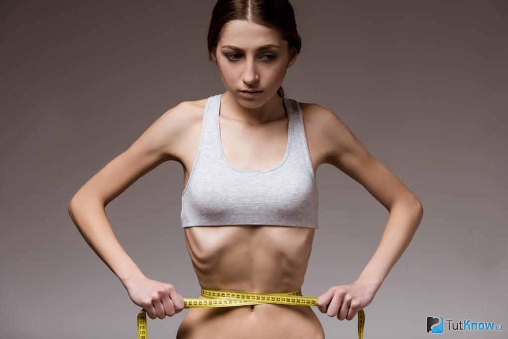 Особенности анорексии