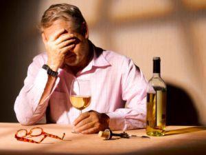 Депрессия при алкоголизме