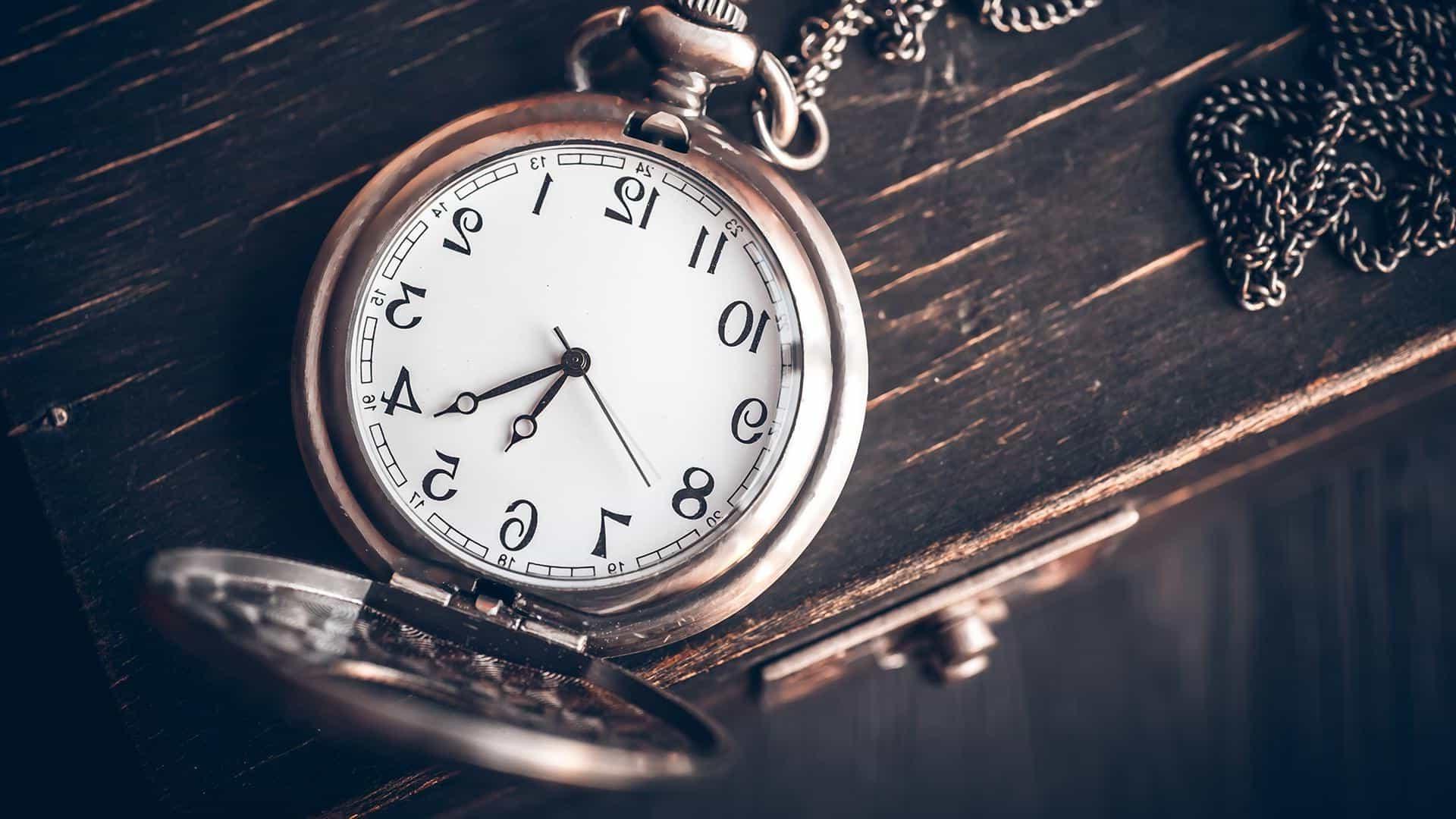 Настройки биологических часов