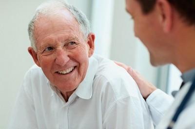 Психиатр для пенсионеров
